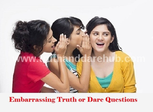Truth or Dare Questions For Adults Good, Dirty, Sexual