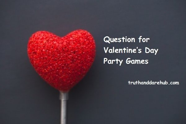 valentine day party games for adults