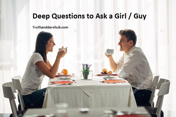 questions to ask a girl in truth